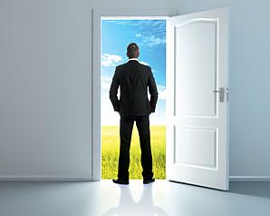 open-the-door