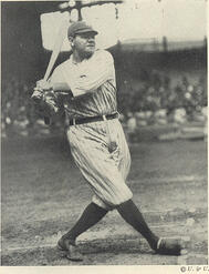 Babe-Ruth-at-Bat