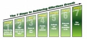 Effortless Sales Growth - Step 7