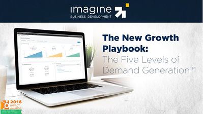 [VIDEO] The 5 Levels of Demand Generation