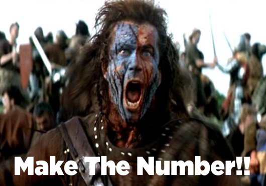 Make-the-number