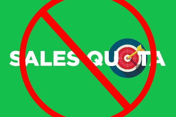 No-Sales-Quota