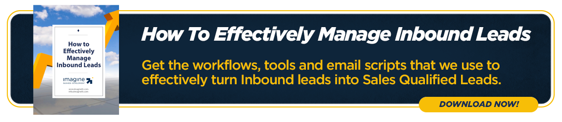 Free Download: How to Effectively Manage Inbound Leads