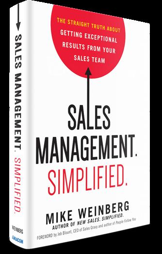 Livros sobre vendas - Sales Management Simplified
